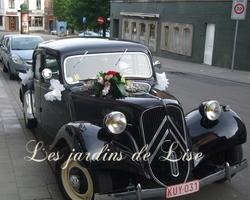 Les Jardins de Lise - Bouquets de mariées - Photos